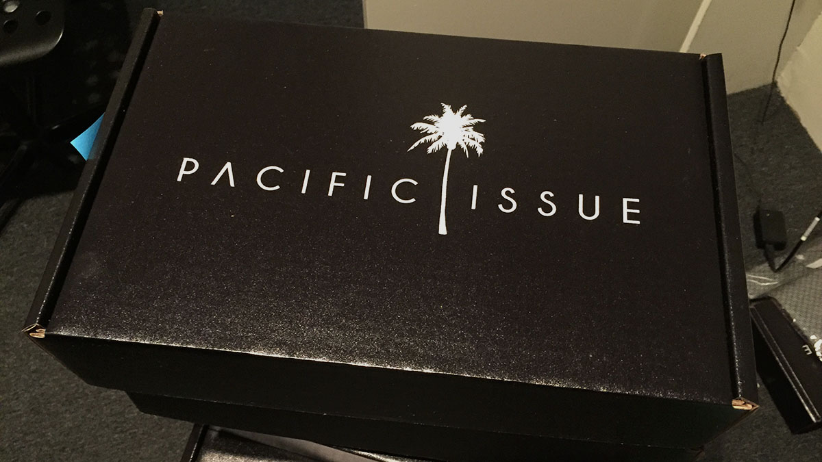 Pacific Issue Shipping