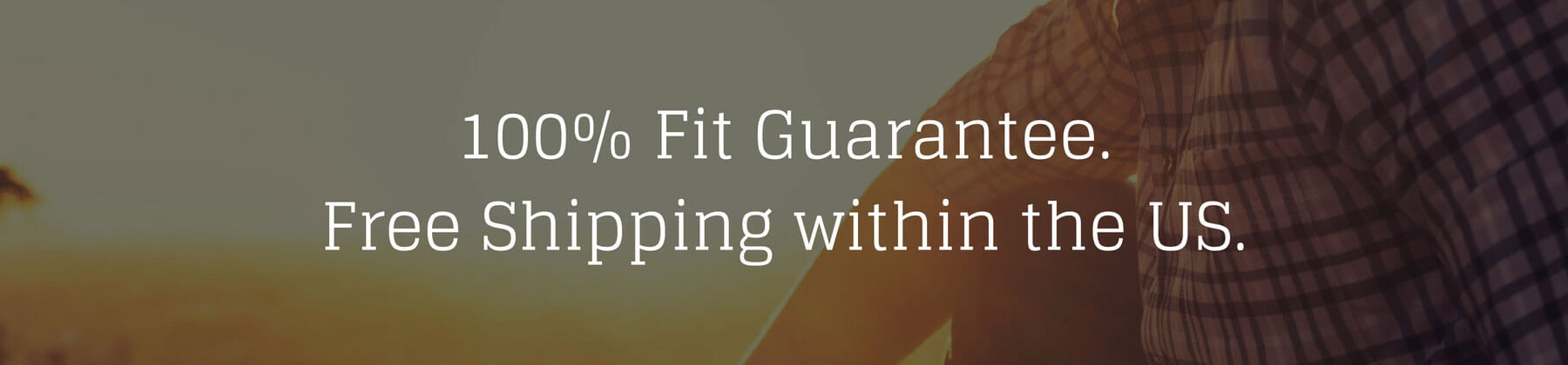 100% Fit Guarantee